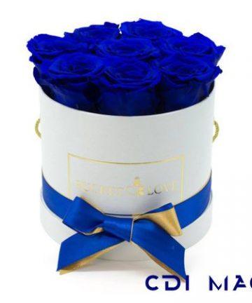 Cutie trandafiri sapun, BUBURUTA