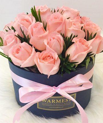 aranjament flori de sapun 003