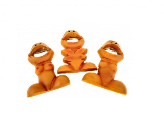 Set 3 accesorii desfacatoare haioase