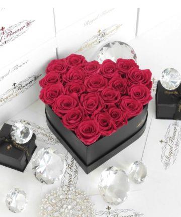 Set Sapun Petale de Trandafiri-00