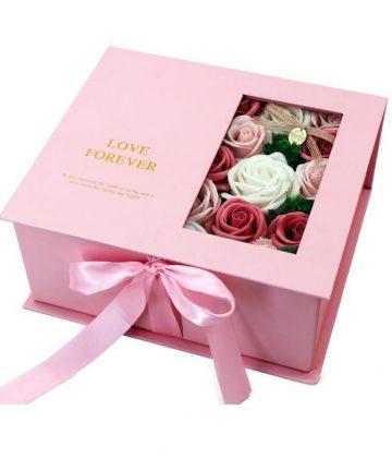cutie-flori-de-sapun
