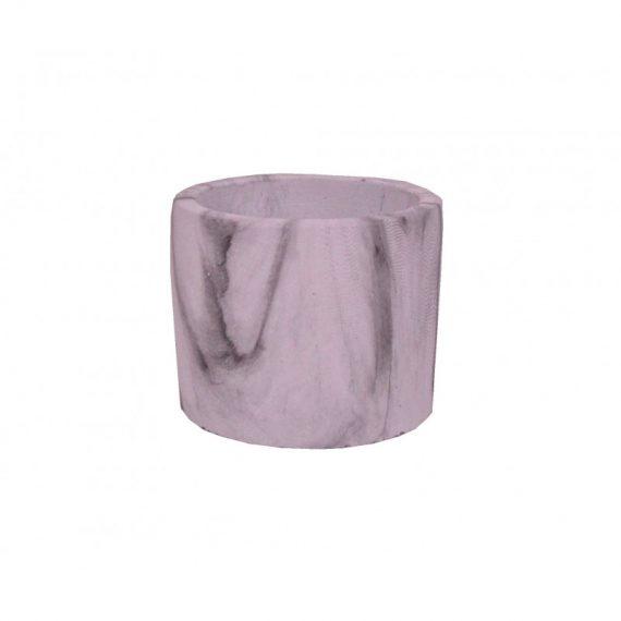 ghiveci-ceramic-rotund-cu-model-din-turnare